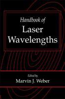 Handbook of laser wavelengths [electronic resource]