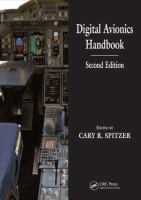 Digital avionics handbook. Avionics [electronic resource] : development and implementation