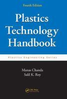 Plastics technology handbook [electronic resource]