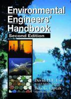 Environmental engineers' handbook [electronic resource]