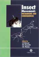 Insect movement [electronic resource] : mechanisms and consequences : proceedings of the Royal Entomological Society's 20th Symposium