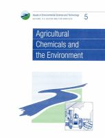 Agricultural chemicals and the environment [electronic resource]