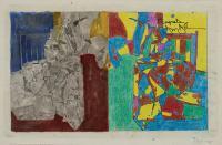 Jasper Johns : regrets