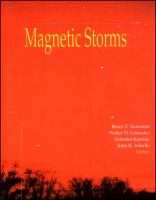 Magnetic storms [electronic resource]
