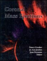 Coronal mass ejections [electronic resource]