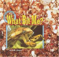 What Bit Me?