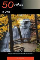 50 hikes in Ohio : day hikes & backpacking trips in the Buckeye state