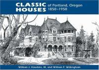 Classic Houses of Portland, Oregon