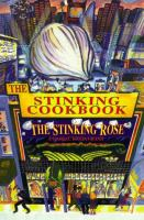 Book cover for The Stinking Cookbook