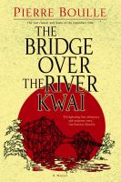 The Bridge Over the Rive Kwai (book cover)