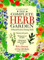 The complete herb garden