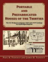 Portable and Prefabricated Houses of the Thirties