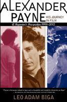 Alexander Payne, His Journey in Film
