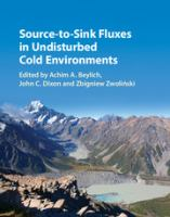 Source-to-sink fluxes in undisturbed cold environments cover