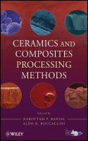 Ceramics and composites processing methods [electronic resource]