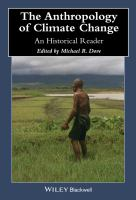 The anthropology of climate change [electronic resource] : an historical reader