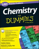 1,001 chemistry practice problems for dummies