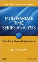 Multivariate time series analysis : with R and financial applications