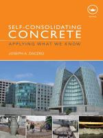 Self-consolidating concrete [electronic resource] : applying what we know