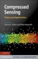 Compressed sensing [electronic resource] : theory and applications