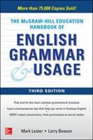 The McGraw-Hill Education handbook of English grammar and usage