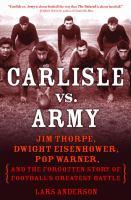 Carlisle Vs. Army