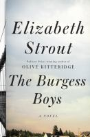 Cover Image of Burgess boys
