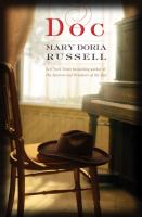 Book cover for Doc by Mary Doria Russell