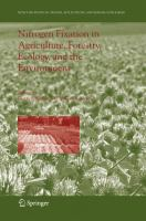 Nitrogen fixation in agriculture, forestry, ecology, and the environment [electronic resource]