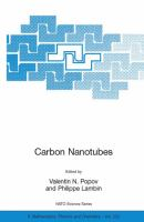 Carbon nanotubes [electronic resource] : from basic research to nanotechnology