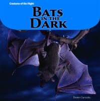 Bats in the Dark