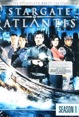 Stargate Atlantis. The complete first season [videorecording]