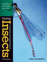 Ecology of insects : concepts and applications
