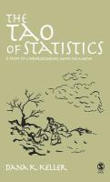 The tao of statistics [electronic resource] : a path to understanding (with no math)