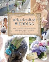 The Handcrafted Wedding