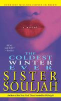 Book cover for The Coldest Winter Ever by Sister Souljah