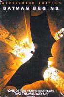 Batman Begins cover image