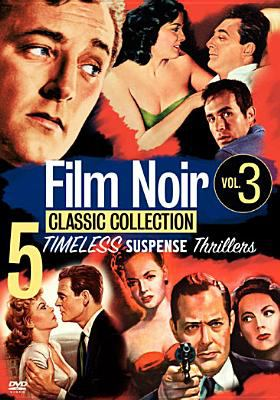 cover for Film Noir vol. 3, which contains the movie Lady in the Lake