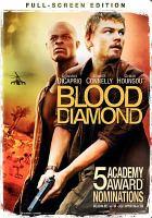 Blood diamond cover image
