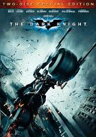 The dark knight cover image