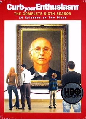 Curb your enthusiasm. The complete sixth season [videorecording]