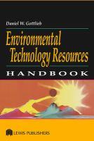Environmental technology resources handbook [electronic resource]