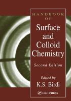 Handbook of surface and colloid chemistry [electronic resource]