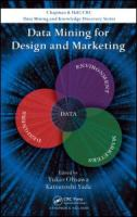 Data Mining for Design and Marketing catalog link