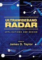 Ultrawideband radar [electronic resource] : applications and design