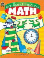 Year round Preschool Math