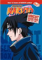 Naruto. Uncut Season 3, Box set vol. 1 [videorecording]