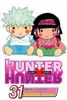 Hunter x hunter. Volume 31