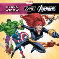 Cover Image of Black Widow joins the mighty Avengers