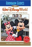 Birnbaum Guides Walt Disney World 2013